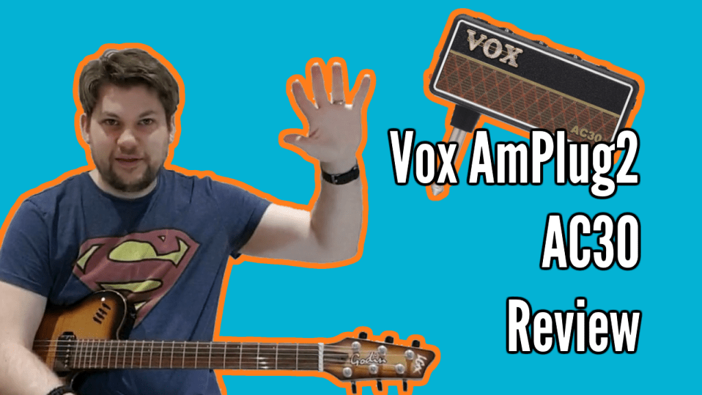 Vox amPlug AC30 Headphone Amp 1