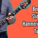 Bending, Sliding and Hammering On Tutorial - and a New Cover of Sound of Silence