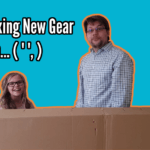 What's in the box? New Gear Unboxing!