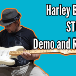 Harley Benton ST62 Vintage White Review