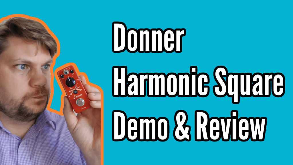 Donner Harmonic Square Demo and Review 1