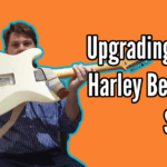 Upgrading the Harley Benton ST-62