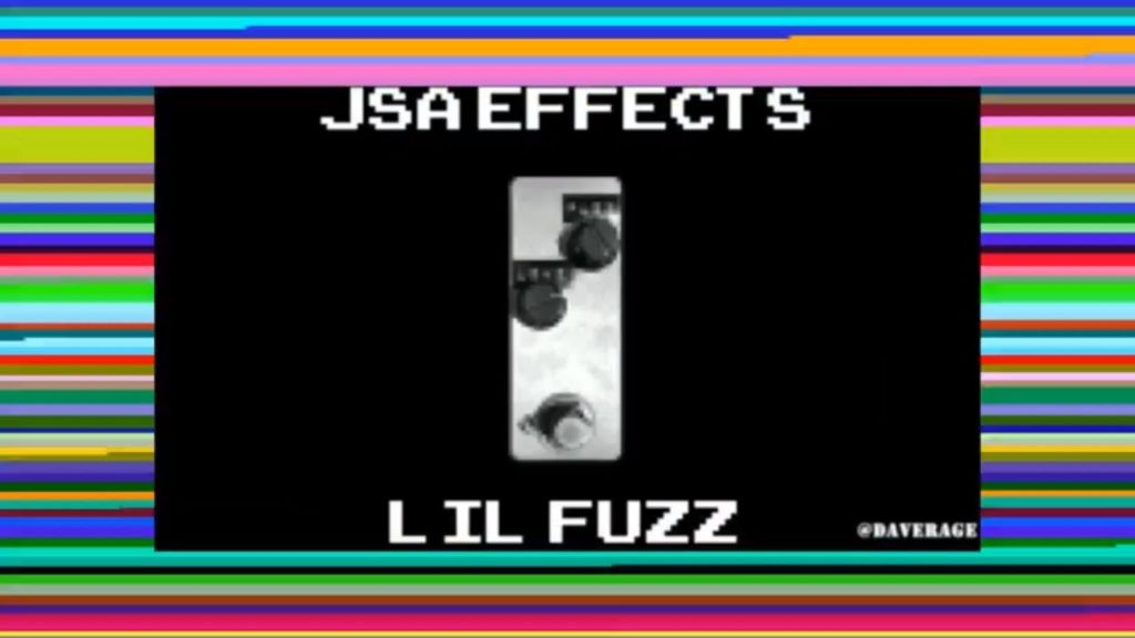 Jsa Effects Lil Fuzz Full Demo - Ocean Loader V4 1