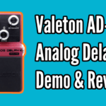 Valeton AD-10  Analog Delay Demo & Review