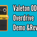 Valeton OD-10 Overdrive Demo and Review