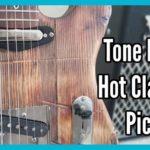 Tonerider Hot Classics Telecaster Pickups