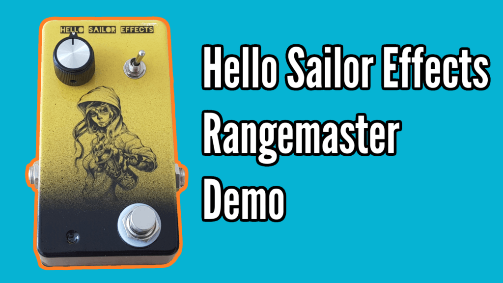 Hello Sailor Rangemaster (Mini) 1