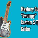 Custom S Type from Maybury Guitars