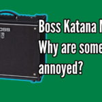 Boss Katana MkII, Why Are Some People So Upset?