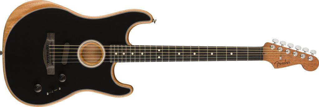 Interesting!  The American Acoustasonic® Stratocaster® 1