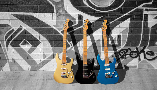 Charvel Introduces New Pro-Mod DK22 and DK24 #Guitars 1