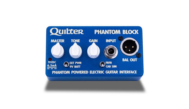 Quilter Labs Announces the Phantom Block 1