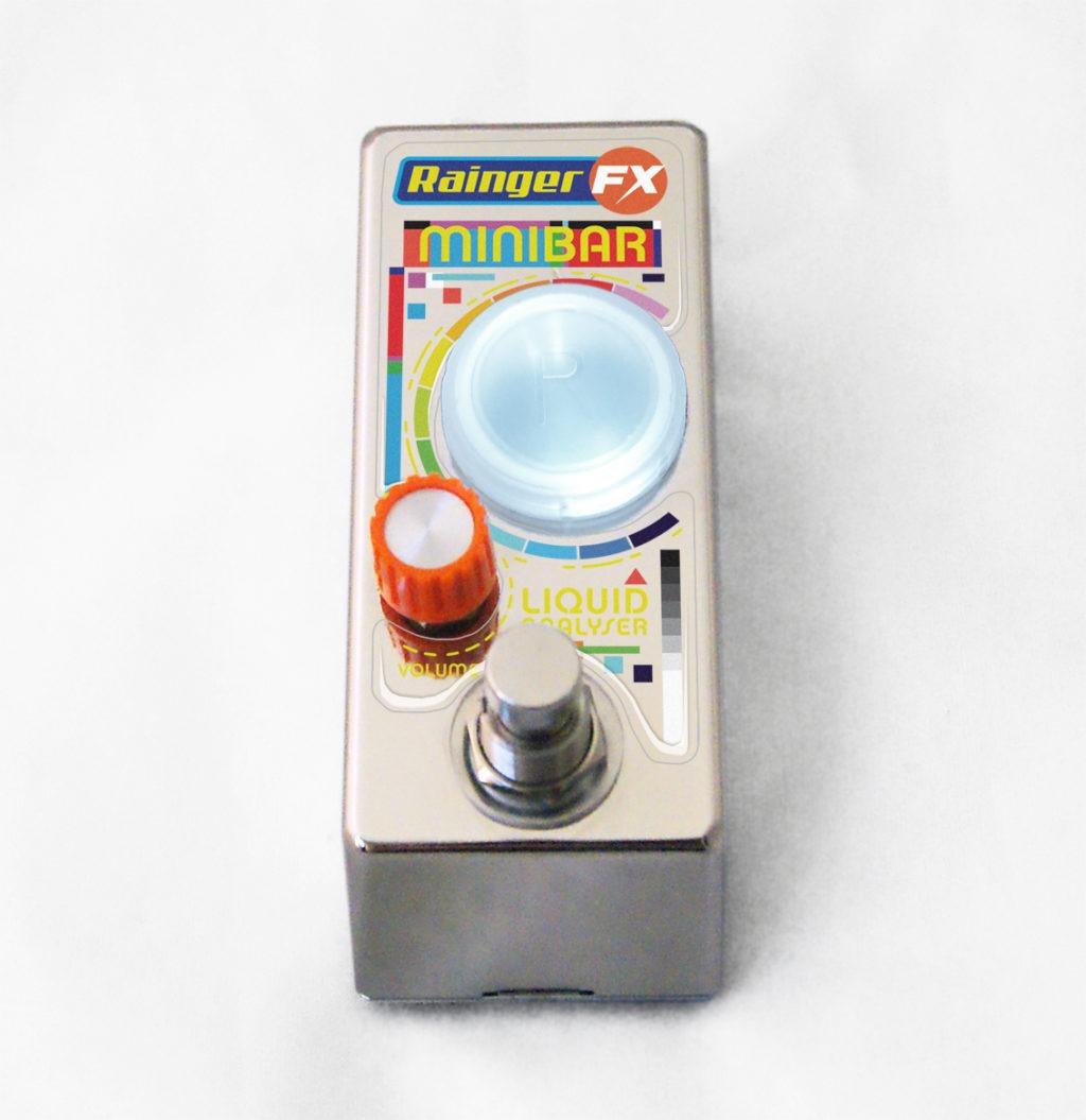 Minibar – Liquid Analyser 1