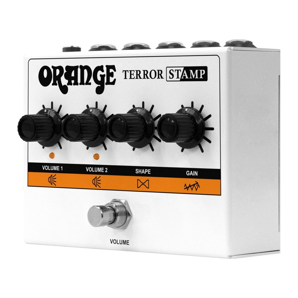 Orange Amplification Launch The Terror Stamp 3