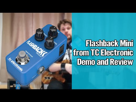 TC Electronic Flashback 2 Mini Review 1