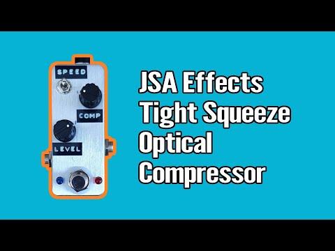JSA Tight Squeeze Optical Compressor 1