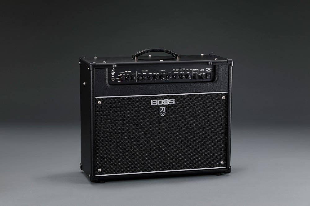 Katana-Artist MkII Guitar Amplifier shown by BOSS 3