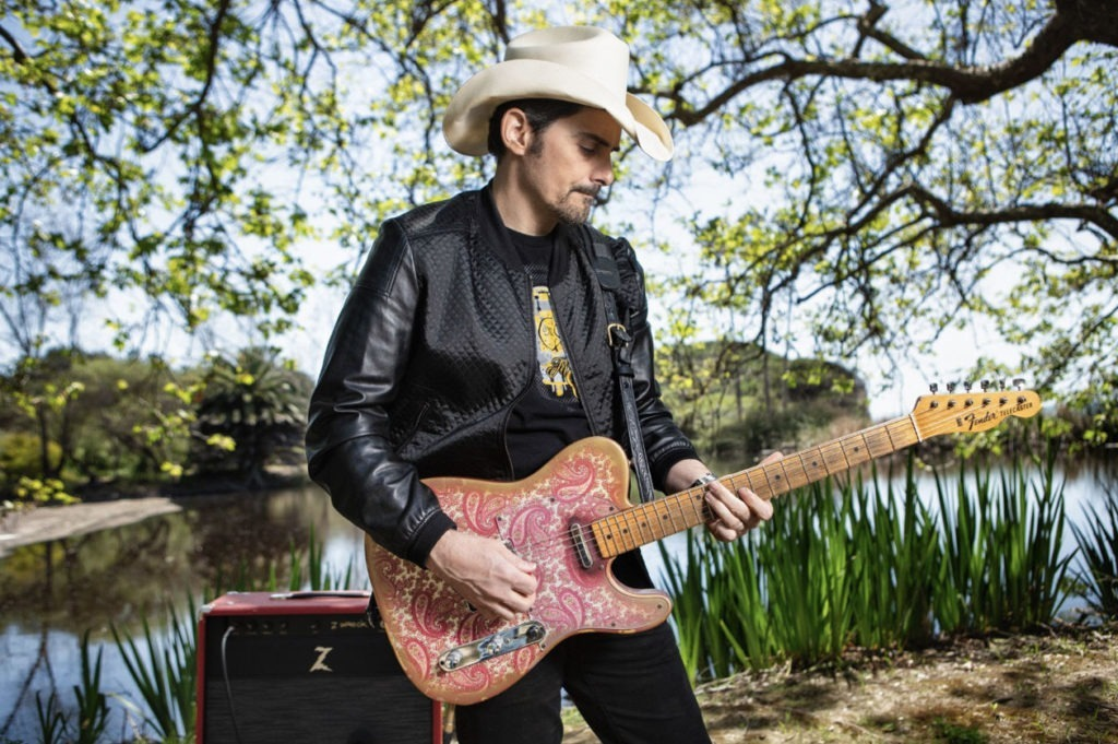 Seymour Duncan and Brad Paisley Collaborate on La Brea Pickups 2