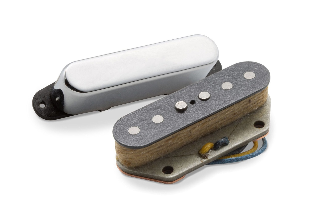 Seymour Duncan and Brad Paisley Collaborate on La Brea Pickups 3