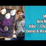 Moen Jimi Nova Review (Univibe style pedal)