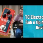 TC Electronic Sub n Up Mini Demo and Review