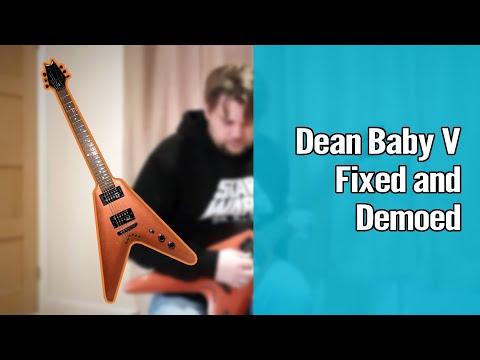 Dean Baby V Demo 1