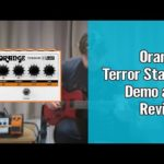 Orange Terror Stamp Review (Cab Sim and Direct into an Amp