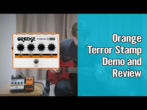 Orange Terror Stamp Review (Cab Sim and Direct into an Amp 1