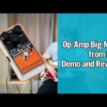 EHX Op-Amp Big Muff Pi Demo and Review