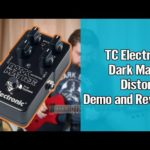 TC Electronic Dark Matter Review