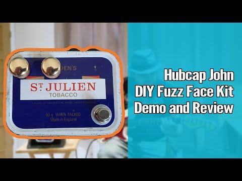 Hubcap John DIY Fuzz Face 1