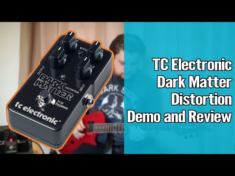 TC Electronic Dark Matter Review 1
