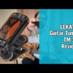 LEKATO Multi-Function Guitar Tuner TM 25