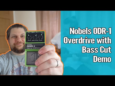 Nobels ODR 1 BC Over Drive with Bass Cut 1