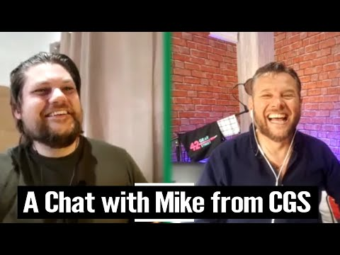 A Chat with Mike from CGS 1