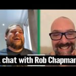 A Chat with Rob Chapman (and a little exclusive)