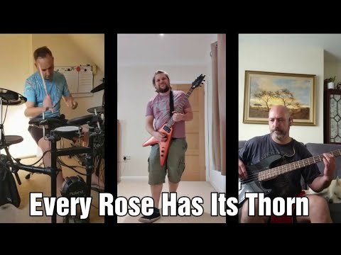 Every Rose Has Its Thorn - Cover 1