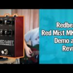 Redbeard Red Mist Mk IV Demo and Review