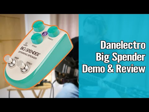 Danelectro Big Spender Beautiful and Heartbreakingly Impractical 1