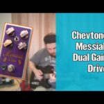 Chevtone Messiah Dual Gain Drive Demo and Review