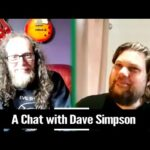 A Chat with Dave Simpson