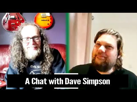 A Chat with Dave Simpson 1