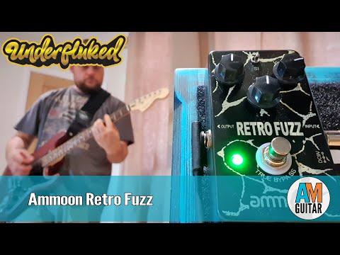 Ammoon Retro Fuzz 1