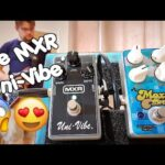 The MXR Uni-Vibe an awesome and often overlooked effect!