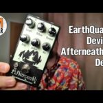 Earthquaker Devices Afterneath V2 Demo