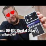 Nobels DD 800 Digital Delay Demo