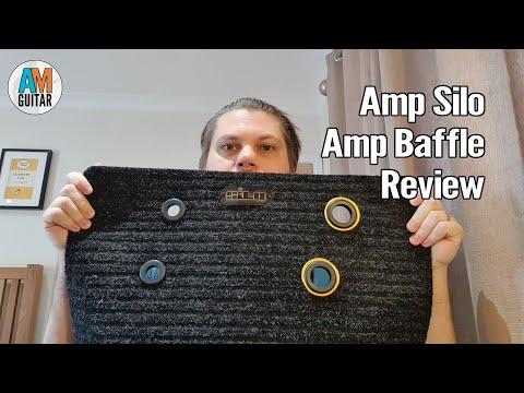 Amp Silo Amp Baffle Review 1