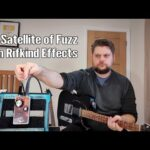 Eddie Rifkind Satellite of Fuzz Demo