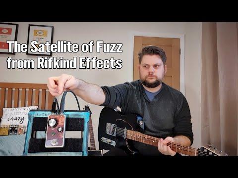 Eddie Rifkind Satellite of Fuzz Demo 1
