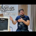 Harley Benton TUBE5 All Tube Amplifier Demo